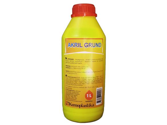 Akril grund 1 L
