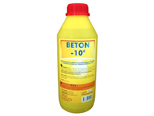 Beton -10 1 L