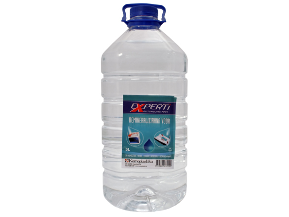 Demineralizirana voda 5 L
