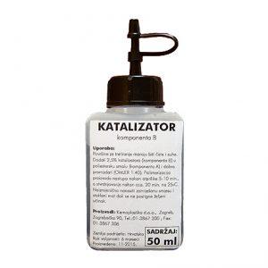 Katalizator 50 ml - komponenta B