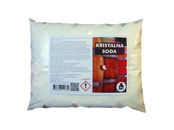 Kristalna soda 1 kg
