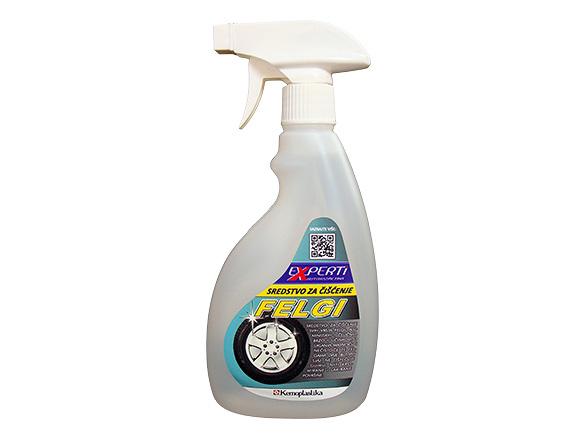 Experti Sredstvo za čišćenje felgi 500 ml