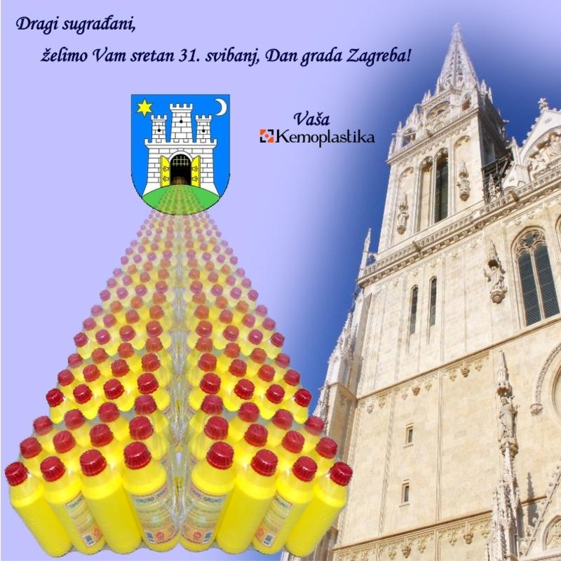Dan grada Zagreba - Kemoplastika