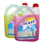 Kemo Glass (roza+žuti) 5 L