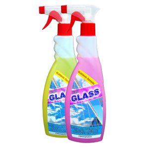 Kemo Glass (roza+žuti) 700 ml